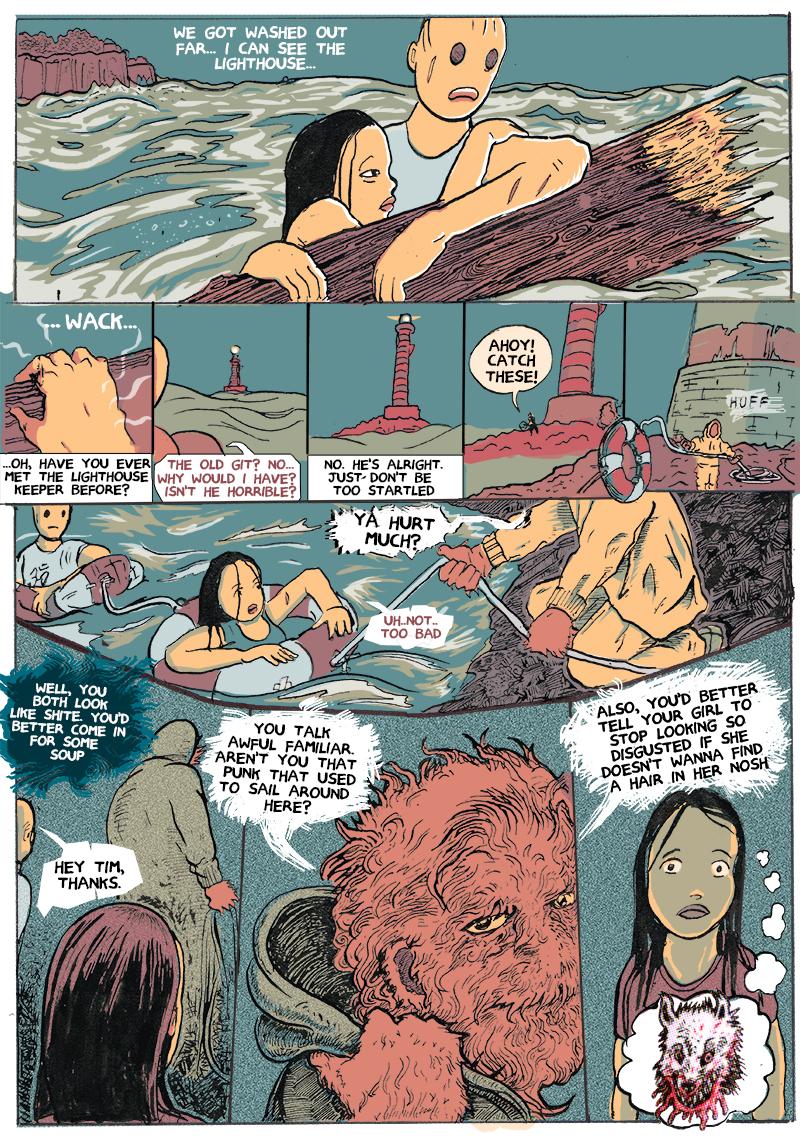 Petty Beach, page 4