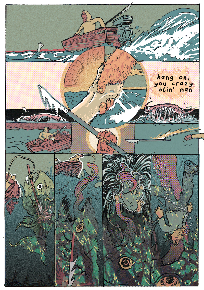 Petty Beach, Page 9