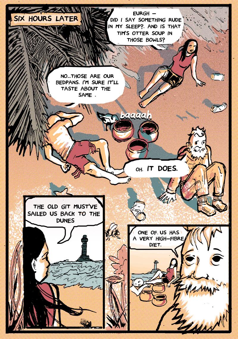 Petty Beach, Page 13