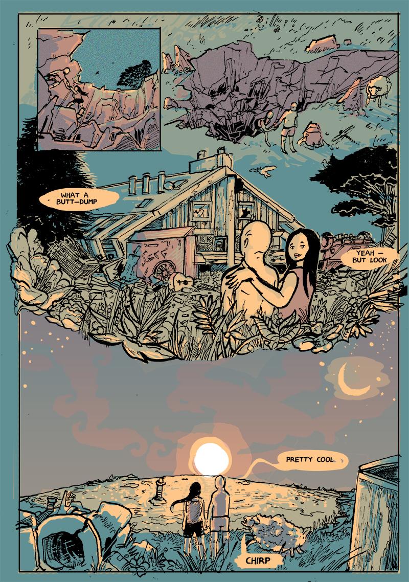 Petty Beach, page25