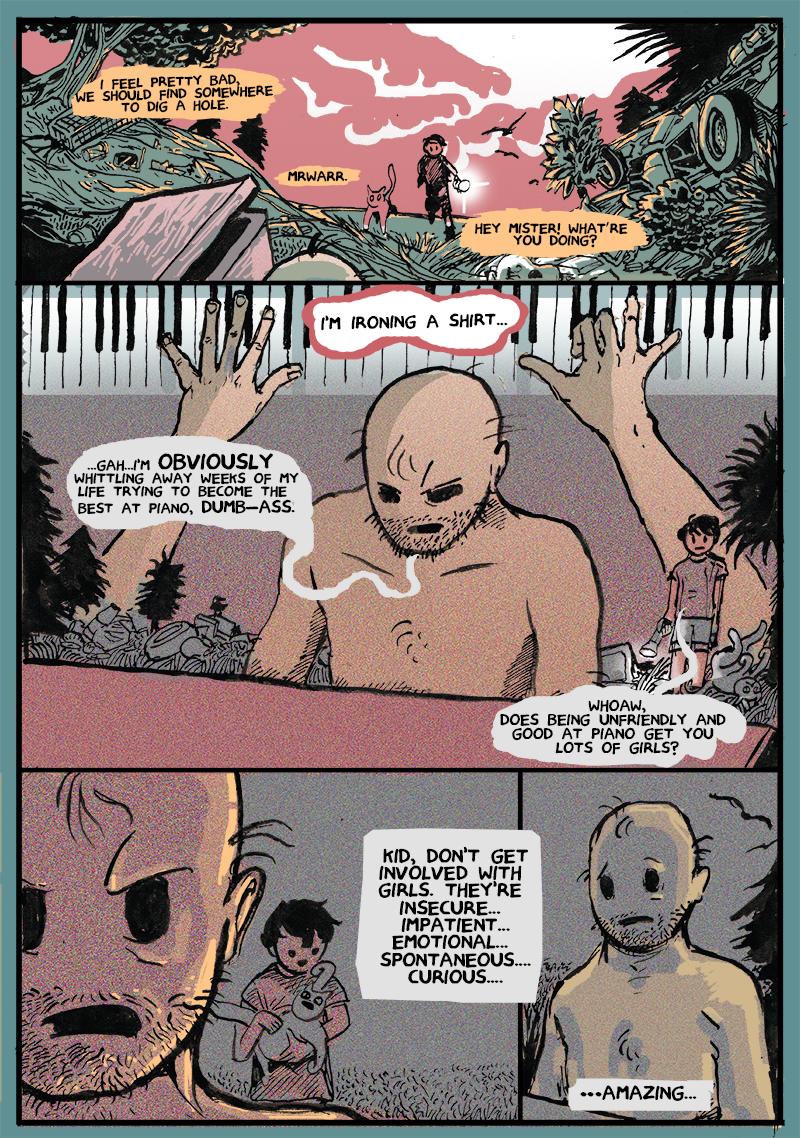 Petty Beach 2, Page 2